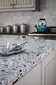 Small Picture Best 25 Recycled glass countertops ideas on Pinterest Beach