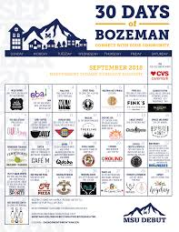 diffe local deals every day all september long
