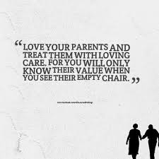 Famous Quotes About Love Extraordinary Famous People Quotes Love Your Parents And Treat Them With Loving