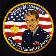 Good Citizenship Award Booklet Jimmy Stewart Museum