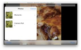 Swift Swift: Using the UIImagePickerController for a Camera and ...