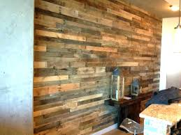 rustic wood wall covering ideas paneling reclaimed barn stacked panels