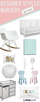 baby furniture for less. creating a designer styled nursery for less baby furniture