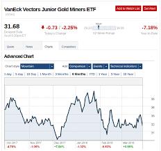 Gdxj The Markets Best Risk Play Vaneck Vectors Junior