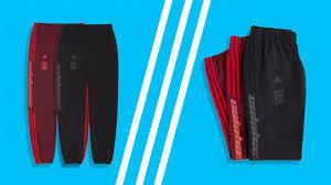Medium Adidas Track Pants Size Chart Your Adidas Yeezy Calabasas Sweatpants Buying Guide Update