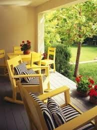 Image Painted Yellow Patio Cushions Foter Yellow Patio Chairs Ideas On Foter