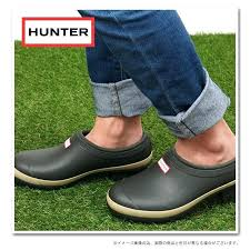 hunter garden clogs. Rubber Garden Clog Hunter Shoes Clogs Uk R