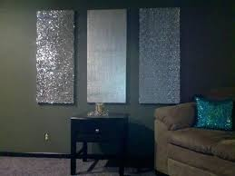 gold and silver wall decor sparkle wall decor with goodly ideas about glitter wall art on