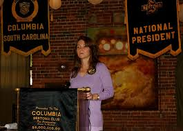 Eddie Williams Honored – Carrie Deaton Leads | Sertoma – Columbia ...