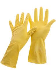 <b>Перчатки</b> резиновые <b>хозяйственные</b> Универсальные, 12 пар (24 ...
