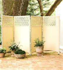 yard privacy screen 4 panel yard privacy screens patio screen outdoor wood regarding for outdoor privacy