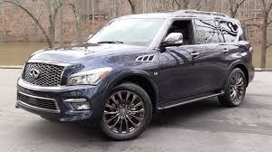 infiniti qx80. 2016 infiniti qx80 limited awd start up, road test, and in depth review - youtube qx80