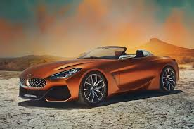 2018 bmw z4 concept. delighful 2018 2018 bmw z4 front with bmw z4 concept w