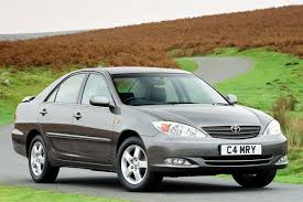 Toyota Camry 2002 - Car Review | Honest John