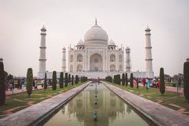 ultra vistas a look at the world s greatest views hard rock  taj mahal in