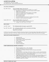 Resume Credentials Resume Credentials edyoucate 1