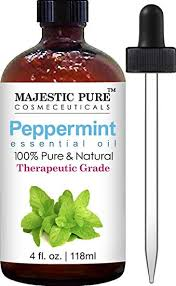 Majestic Pure Peppermint Essential Oil, Pure and ... - Amazon.com