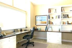 dual desk home office. Dual Office Desk Home For Imposing Large Size Of .