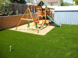 backyard landscaping ideas kid friendly