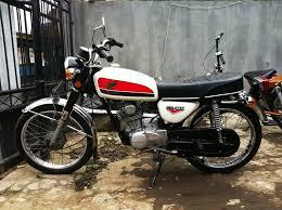 vintage honda cb motorcycles. modiifkasi honda cb 100 classic vintage cb motorcycles