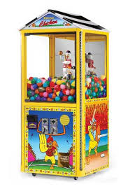 Egg Vending Machine Mesmerizing Amusementparkridecategory Fun Center Equipment