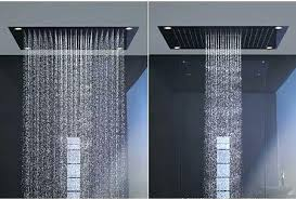 showers hans grohe rain shower systems hansgrohe