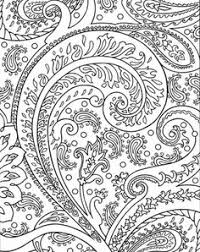 Small Picture printable abstract coloring pages for adults