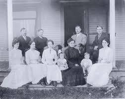Members of the McCoy, Murphy, and Elliott families, Haskell County, Kansas  - Kansas Memory - Kansas Historical Society