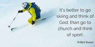 Skiing Quotes Cool Best Ski Quotes New Gen's Top 48 New Generation Ski School