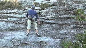 table rock climbing you