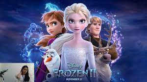 Bộ phim hoạt hình mới nhất của Disney Forozen 2 - YouTube