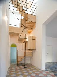 General: Inspiring Suspended Staircase - Interior Architecture
