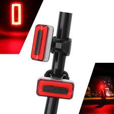 Bike Light Sensor Xanes Stl04 120lm Cob Light Sensor 7 Modes Waterproof 500mah Usb Rechargeable Bike Light