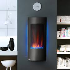 vertical wall mount electric fireplace hayneedle