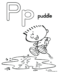 Prints Letter Coloring Sheets Printable L Pages For Preschoolers