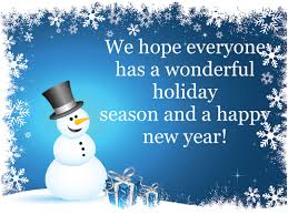 Happy Holidays to all of our friends and neighbors. This Holiday Season our  Health Centers and Offices will be closed: Tuesday, December 24th,  Wednesday, December 25th and Wednesday, January 1st- Happy New