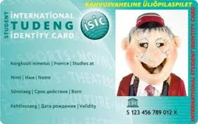 Of Student Card Guide lt; Technology Tallinn University Practical Information