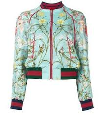 gucci inspired clothing. indie designs gucci inspired \u0027acid bloom\u0027 bomber jacket | women\u0027s clothing pinterest and