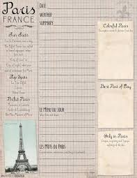 Travel Journal Template Images - Template Design Ideas
