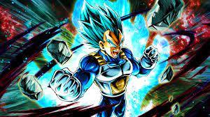 Super Saiyan God SS Vegeta Character ...
