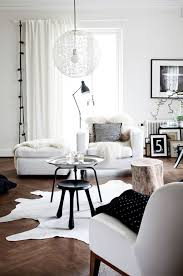 Living Room: Bright Industrial Living Room Decor Ideas - Industrial Style