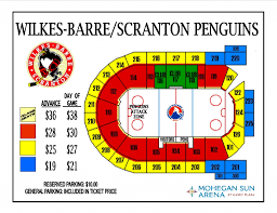 Mohegan Sun Arena Seating Chart Seating Chart