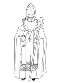 Small Picture St Nicholas coloring page Christmas Pinterest Saint
