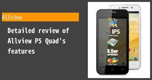 Allview P5 Quad ...