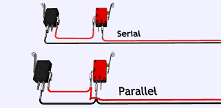wire limit switches the easiest way to explain serial is that the signal travels through a circuit in a continuous loop all the switches in the circuit are wired as nc