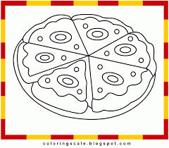 Small Picture 20170424printable Pizza Slice Coloring Pages Periodic Tables