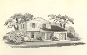 Vintage House Plans s  Traditional Homes   Antique Alter EgoVintage House Plans s  Farmhouse Variations
