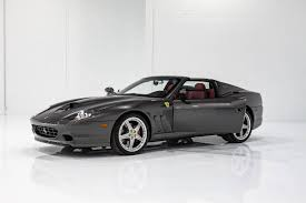 View all tuning products » capristo sports exhaust with v… return to product listing. 2005 Ferrari 575 Superamerica For Sale 2401783 Hemmings Motor News