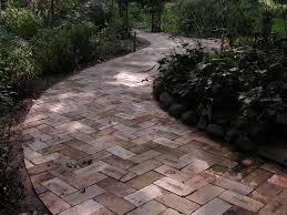 walkways and garden paths