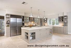 Tiled kitchen splashback - Designing Women